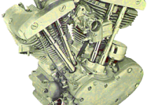 shovelhead-engine